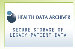 health data archiving