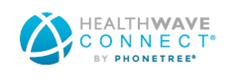 Healthwave Connect Logo