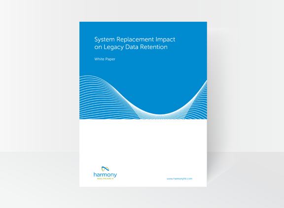 White Paper System Replacement Impact on Legacy Data Retention